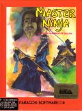 Master Ninja: Shadow Warrior of Death DOS Front Cover