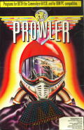 Prowler Commodore 64 Front Cover