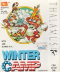 Winter Camp Commodore 64 Front Cover
