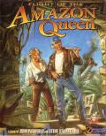 Flight of the Amazon Queen DOS Front Cover
