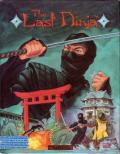 The Last Ninja DOS Front Cover