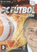 PC Fútbol 2006 Windows Front Cover