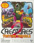 Creatures 2: Torture Trouble Commodore 64 Front Cover