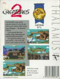 Creatures 2: Torture Trouble Commodore 64 Back Cover