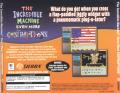 The Incredible Machine: Even More Contraptions Windows Back Cover