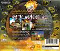 Twisted Metal 2 PlayStation Back Cover