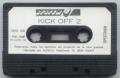 Kick Off 2 ZX Spectrum Media