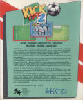 Kick Off 2 ZX Spectrum Back Cover