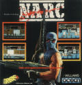 NARC ZX Spectrum Back Cover
