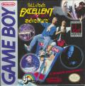 Bill & Ted's Excellent Game Boy Adventure Game Boy Front Cover