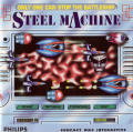 Steel Machine CD-i Front Cover