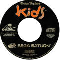 Virtua Fighter Kids SEGA Saturn Media