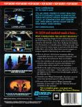 Wing Commander: The Secret Missions DOS Back Cover