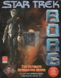 Star Trek: Borg Windows Front Cover