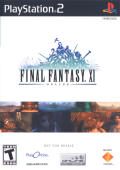 Final Fantasy XI Online PlayStation 2 Other Keep Case - Front