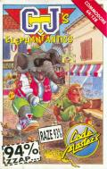CJ's Elephant Antics Commodore 64 Front Cover