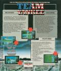 Team Yankee Atari ST Back Cover