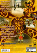 Rise of the Kasai PlayStation 2 Back Cover