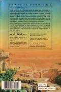Star Trek: The Promethean Prophecy DOS Back Cover Box in book form. You can open it in the middle