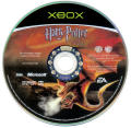 Harry Potter and the Goblet of Fire Xbox Media