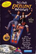 Bill & Ted's Excellent Adventure DOS Front Cover