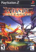 Wrath Unleashed PlayStation 2 Front Cover