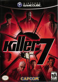 Killer7 GameCube Front Cover