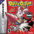 Drill Dozer Game Boy Advance Front Cover