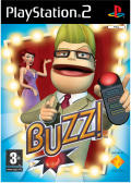 Buzz!: The Music Quiz PlayStation 2 Front Cover