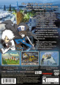 Tales of Legendia PlayStation 2 Back Cover