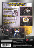 Mobile Light Force 2 PlayStation 2 Back Cover