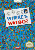 Where's Waldo? NES Front Cover