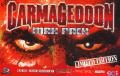 Carmageddon: Max•Pack DOS Front Cover