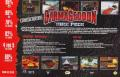 Carmageddon: Max•Pack DOS Back Cover