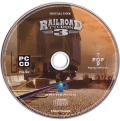 Railroad Tycoon 3 Windows Media Install Disc