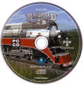 Railroad Tycoon 3 Windows Media Play Disc