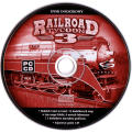 Railroad Tycoon 3 Windows Media Bonus Disc