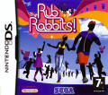 The Rub Rabbits! Nintendo DS Front Cover