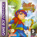 Juka and the Monophonic Menace Game Boy Advance Front Cover