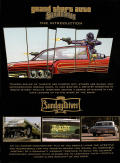 Grand Theft Auto: San Andreas (Special Edition) PlayStation 2 Other Bonus DVD Case - Inside Cover Left
