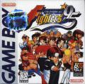 The King of Fighters '95 Game Boy Front Cover