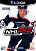 NHL 2K3 GameCube Front Cover