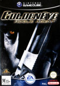 GoldenEye: Rogue Agent GameCube Front Cover