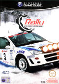 Rally Championship GameCube Front Cover