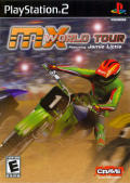 MX World Tour PlayStation 2 Front Cover