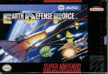 Earth Defense Force SNES Front Cover