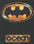Batman: The Movie Amstrad CPC Front Cover