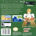 Tales of Phantasia Game Boy Advance Back Cover