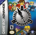 Advance Guardian Heroes Game Boy Advance Front Cover
