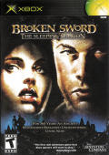 Broken Sword: The Sleeping Dragon Xbox Front Cover
